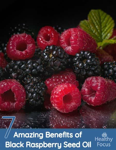 Amazing Benefits Black Raspberry Seed Oil