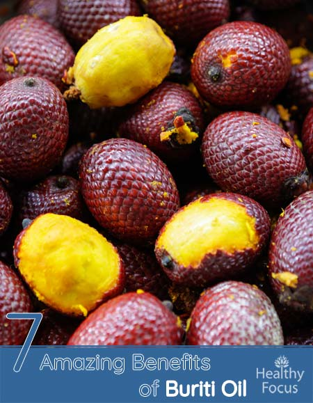 7 Amazing Benefits of Buriti Oil