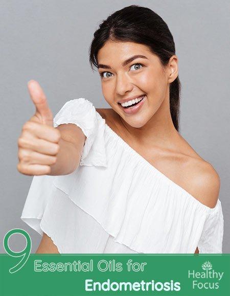 9 Essential Oils for Endometriosis