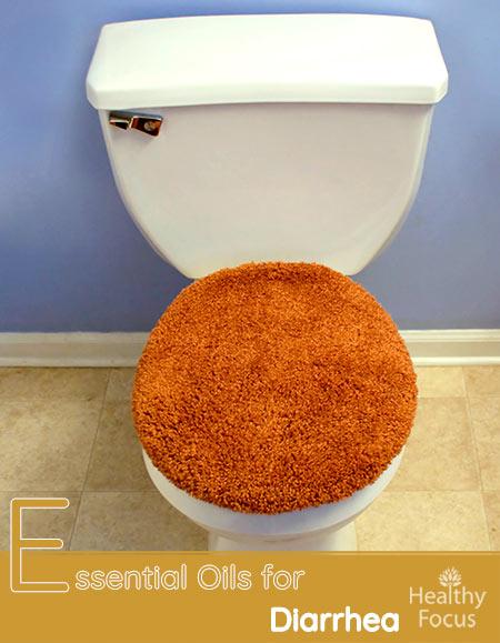 Essential Oils for Diarrhea