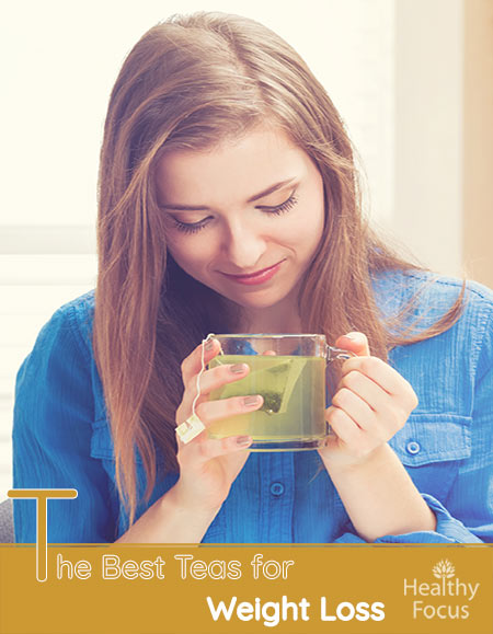 The Best Teas for Weight Loss